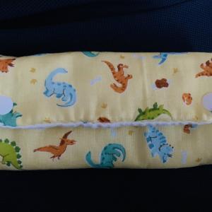 抱っこ紐の汚れを防ぐよだれカバーを100均で手縫いで手作り?