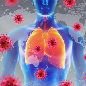 過剰コロナ対策で肺が炎症して感染したと誤認