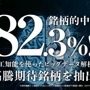 的中率81.8% 【ara】 千代田 憲明