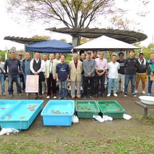 第60回岐阜県金魚文化連合会品評大会