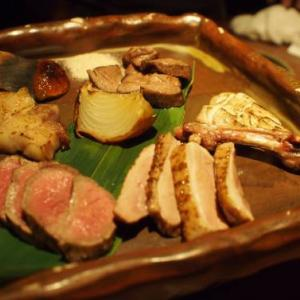 ジビエ肉が食べたくて2019 「炉とマタギ 新宿店」に行ってきた