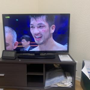 【村田諒太】一度負けた相手に,勝った男