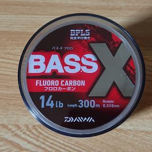 ダイワ フロロライン BASS X