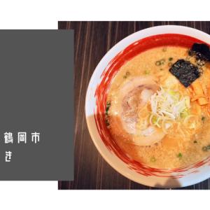 麺屋 いたがき 鶴岡市の営業時間とメニューを紹介!