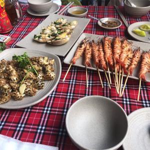 ビンズン省に出来た新しいローカルの海鮮レストラン