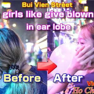 ベトナム人女性の耳責め耐性をチェックしま〜す👂❤️
