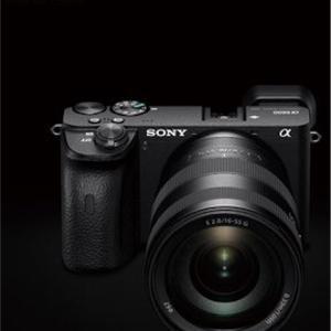 α6600 Sony ミラーレス一眼