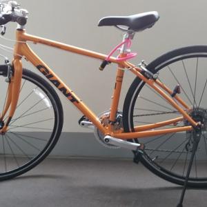自転車買った~!