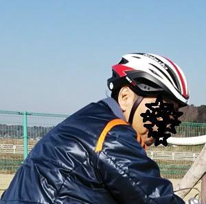 印旛沼サイクリングロードデビュー