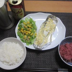 我が家の魚ツートップ、鱈と鮭