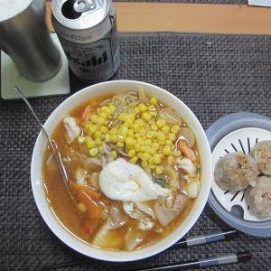 袋麺3連発