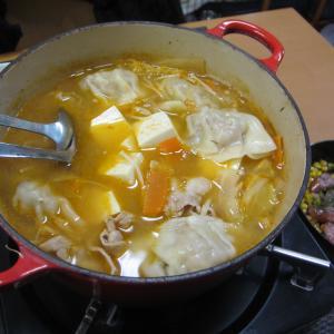 あまり暖かくならないから、また鍋をやってしまった件