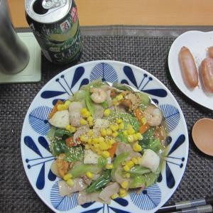 中華と和風の丼