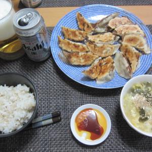 THE 餃子(&かに玉)