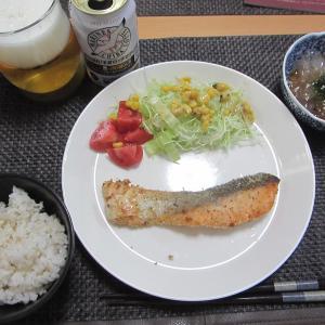 今月の焼き魚