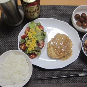 豆腐ハンバーグ→ロコモコ