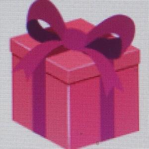 プレゼントを包むのに最適な部屋!おもしろ笑楽校(バーチャル学校探検編)