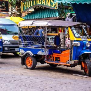 【タイ人と働く】タイのドライバーさんはアテに出来ないもの