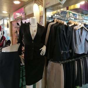 【タイで就職】バンコクでスーツ類を安く買いそろえる