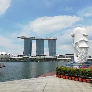 【タイで就職】タイのBビザをシンガポールで取ってきました