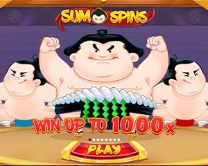 【Sumo Spin】なあ、相撲しようぜ。