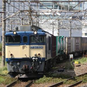 3064レEF64 1034、相鉄試運転、京成110周年HM、キャプテン翼
