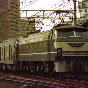 1980年代 広島編-8 相鉄7000系甲種(たぶん・・・)