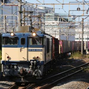 EF64 1026、EF65 2083、西武鉄道「君は彼方」HM、RAC、カシオペア紀行