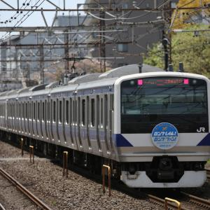 常磐線全線再開1周年記念、横浜市営交通100周年、京急相互直通30周年記念