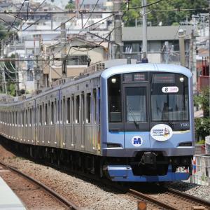 横浜高速鉄道 ガンダムファクトリーヨコハマHM、京王電鉄「タカオネ」HM