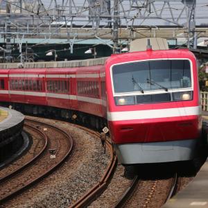 東武1800系カラーの200系、メト8、東急8500系、京成グループナイター号