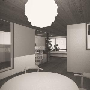小さくて広い家 設計監理契約