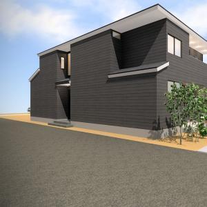 平塚市の二世帯住宅 設計監理契約