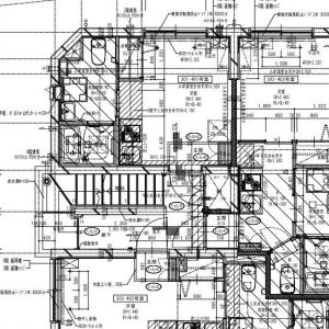 荒川区RC5階建て共同住宅 中間検査終了