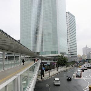 桜木町駅~新事務所への経路