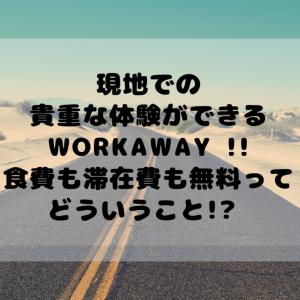 Workawayとは?現地で仕事を手伝って、滞在費と食費が無料で旅行できる海外ボランティア!登録方法を紹介!