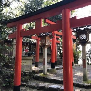 パワースポット大神神社・拝殿南側の摂末社にもご利益がいっぱい