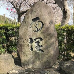 ネギと能面が空から降ってきた⁉世阿弥ゆかりの「面塚」「糸井神社」