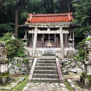 金運パワースポット・高天彦神社に行ってきました