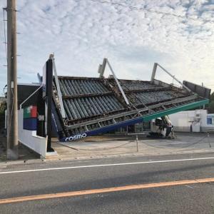 求む。「屋根屋さん、足場屋さん・大工職人」台風15号災害支援