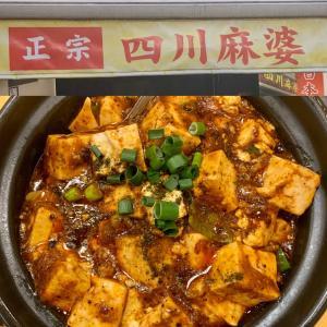 横浜中華街🇨🇳四川麻婆「陳麻婆豆腐にスパイスを感じる。」