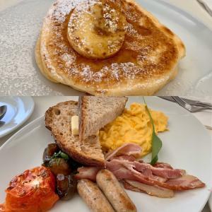 みなとみらい🥞ビルズ横浜赤レンガ倉庫「世界一の朝食とは贅沢なモーニングタイム。」