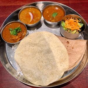 渋谷🍛エリックサウスマサラダイナー「南インド料理🇮🇳スタイルのパイオニア。」