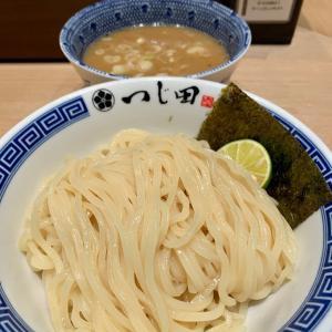 福岡空港ラーメン滑走路🍜つじ田「すだち良し🍋つけ麺流儀に従うべし。」