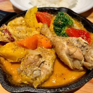 福岡 博多駅🍛野菜を食べるカレーcamp KITTE博多店「身体が喜ぶ🏕キャンプカレー体験。」