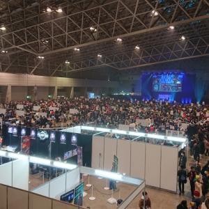 EVO Japan2020 参加!ストリートファイターⅤで配信台に!
