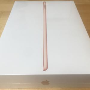 iPadを買いました