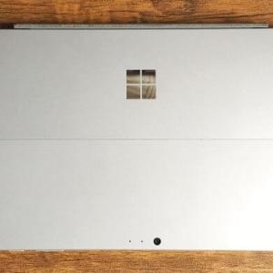 SurfaceProのタイプカバーの色選びに失敗して後悔している|汚れやすい【レビュー】