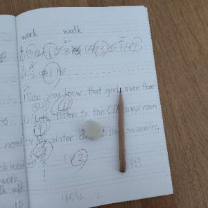 【家庭学習】小5息子。英語の家庭学習の進捗と、英検5級の勉強