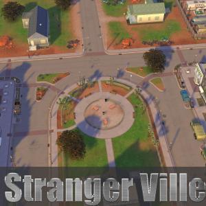 【Drama】Stranger Ville プロローグ - B